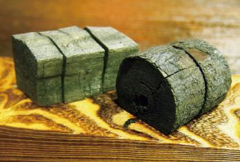桐の炭「エツ伝説」