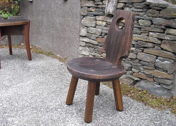 ふくろうの椅子